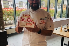 Congratulations to Matt, our Impact Food Group Executive Chef
