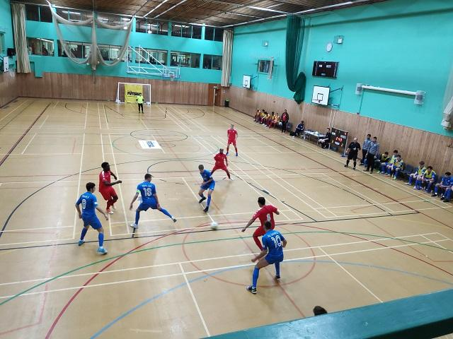 2019 11 18 The FA National Futsal Series Two at Milton Keynes 09