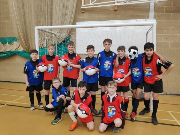 2020 02 13 Year 7 Futsal Enhancement Pokemon Kit 12
